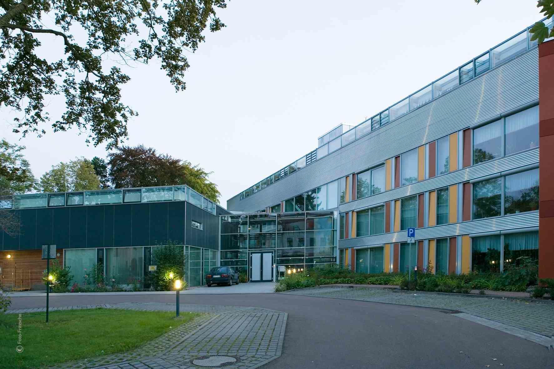 Städtisches Pflegeheim Am Lutzepark