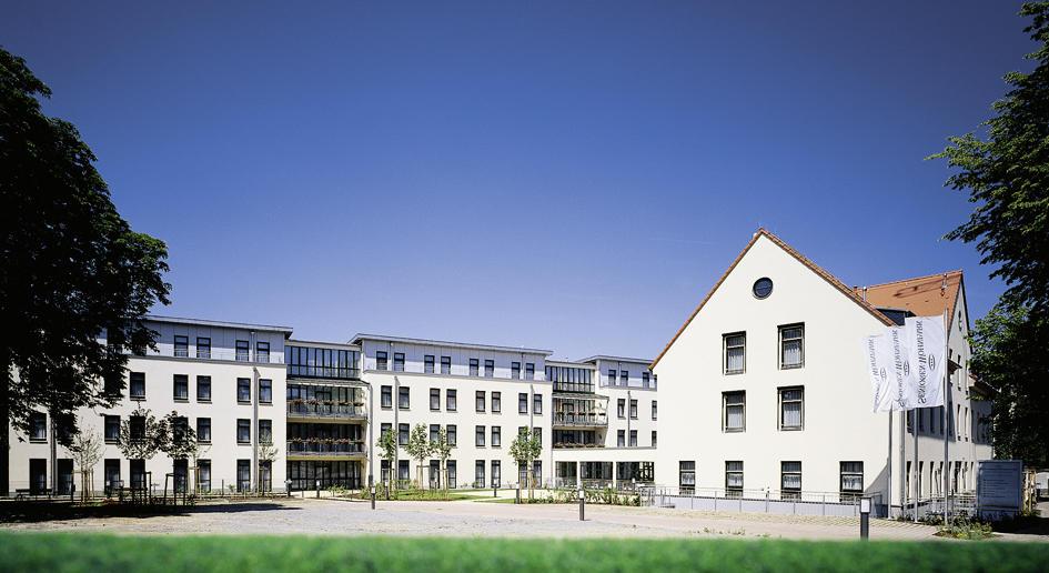 Senioren-Wohnpark Leipzig - Eutritzscher Markt