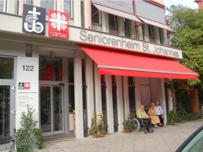 Caritas Seniorenzentrum St. Johannes Berlin