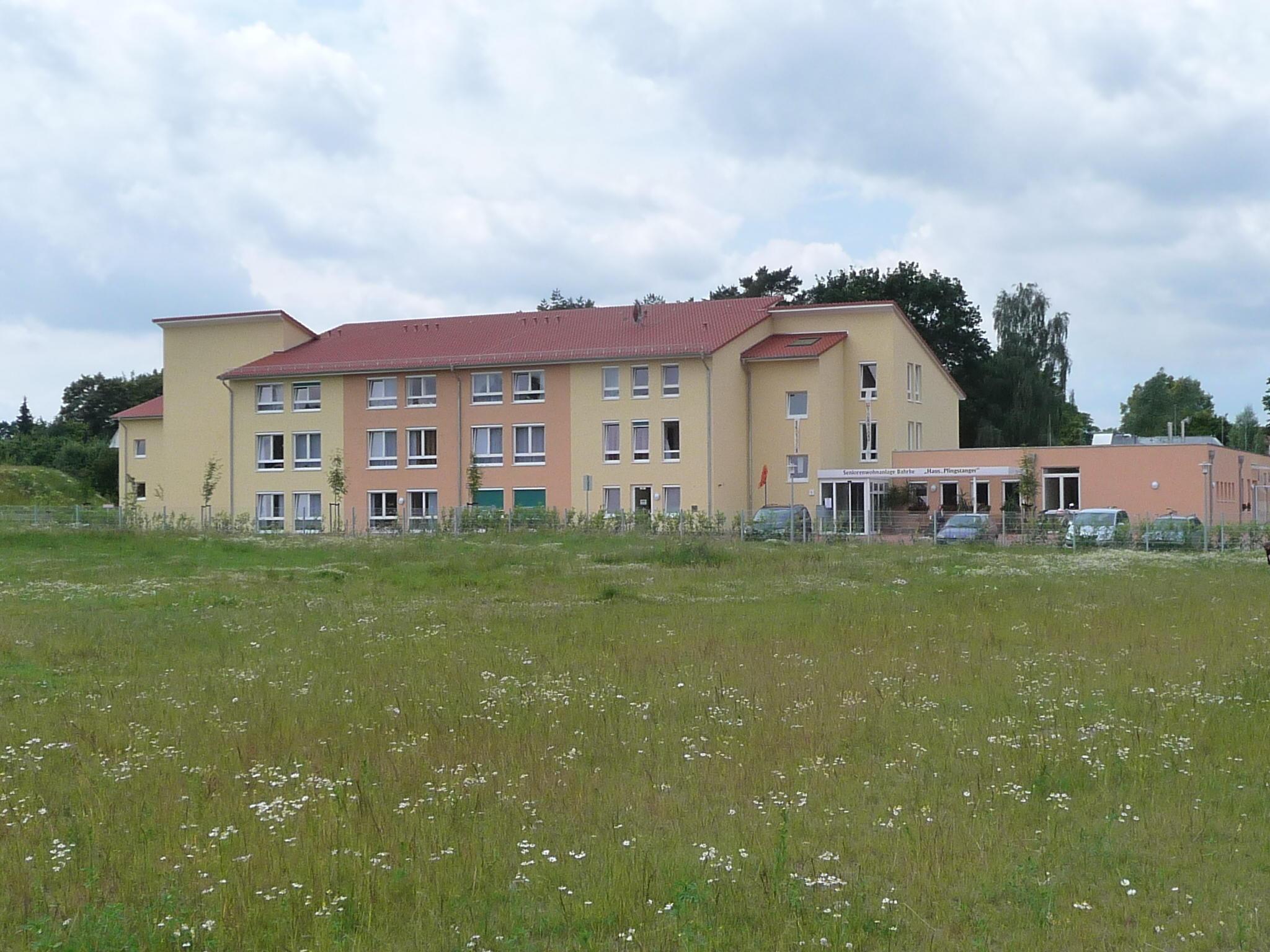 Seniorenwohnanlage Haus am Pfingstanger