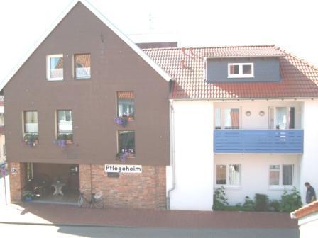 Alten- und Pflegeheim 1980