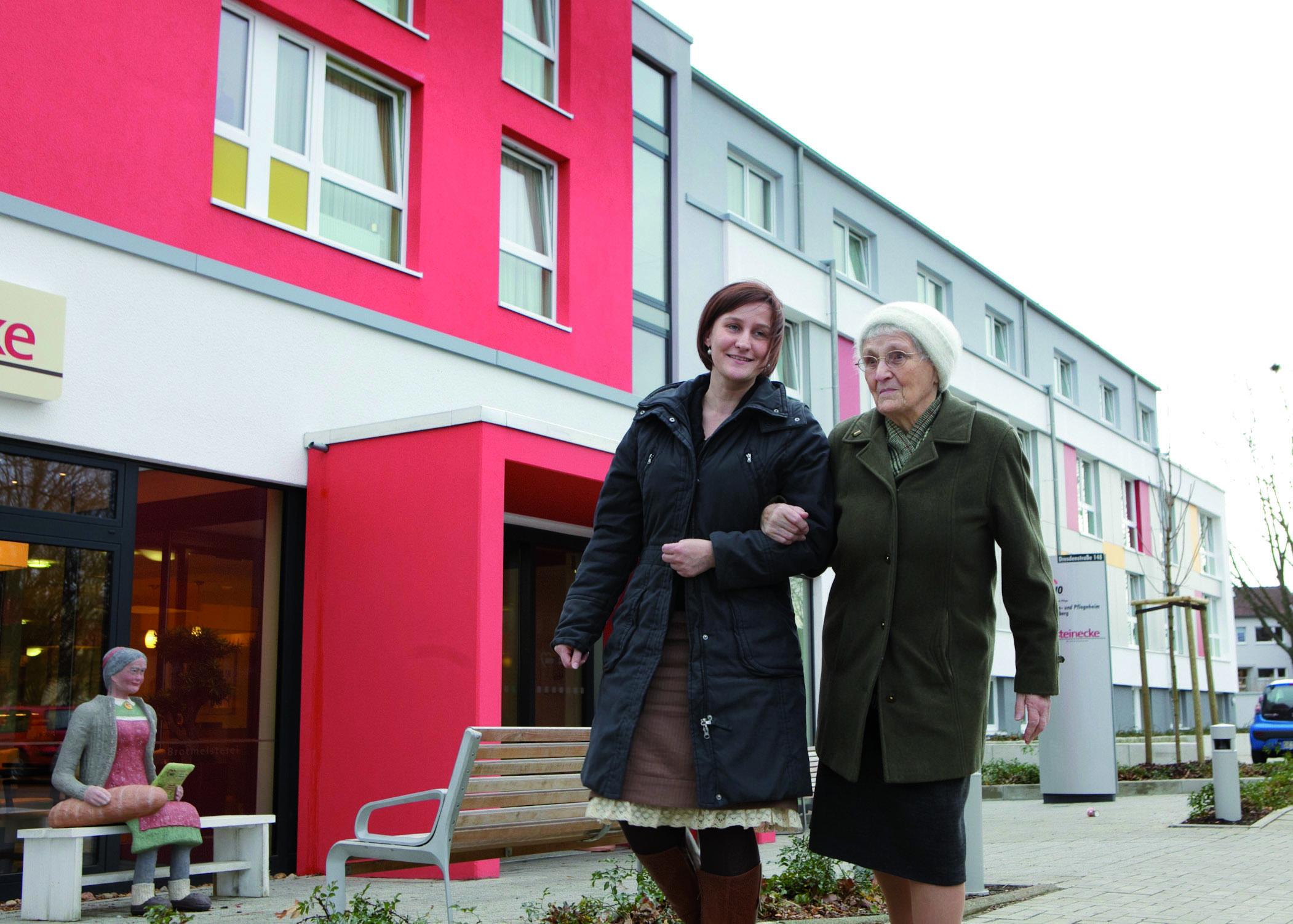 AWO-Wohn- und Pflegeheim Heidberg