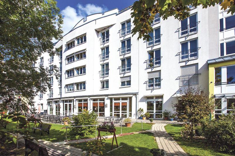 Zentrum für Betreuung und Pflege Curanum Augsburg
