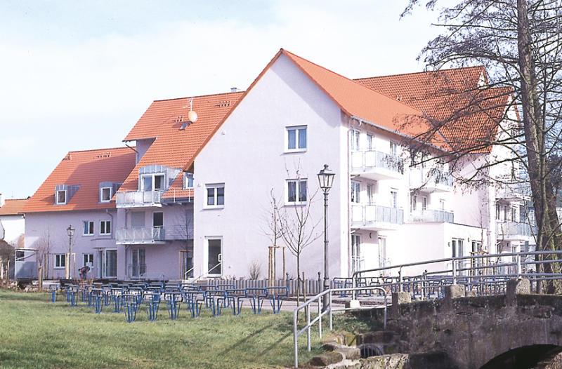 Zentrum für Betreuung und Pflege Curanum Tuchmachergasse