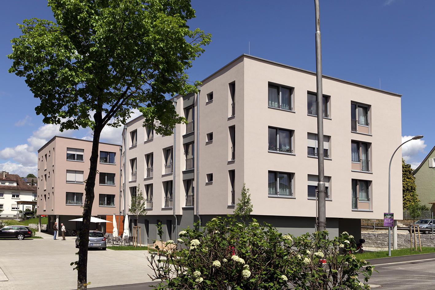 Seniorenzentrum Stockach - Evangelisches Altenpflegeheim