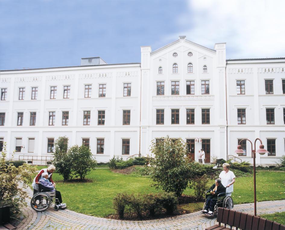 Senioren-Wohnpark  St. Elisabeth