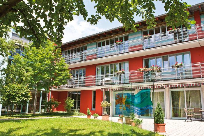 AWO Seniorenwohnpark Moosburg