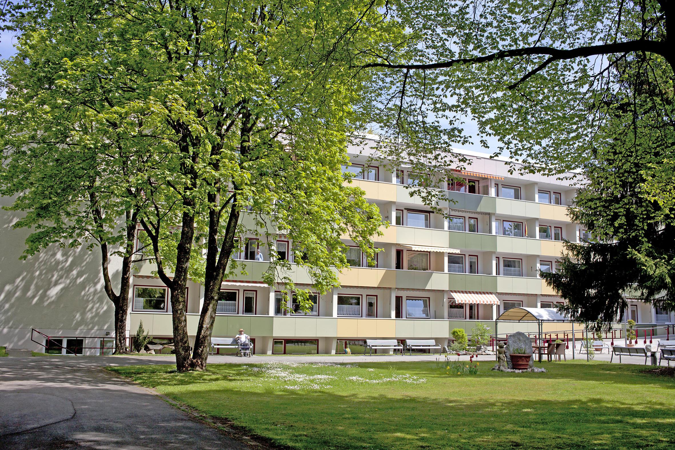 Seniorenwohn- und Pflegeheim Gulielminetti