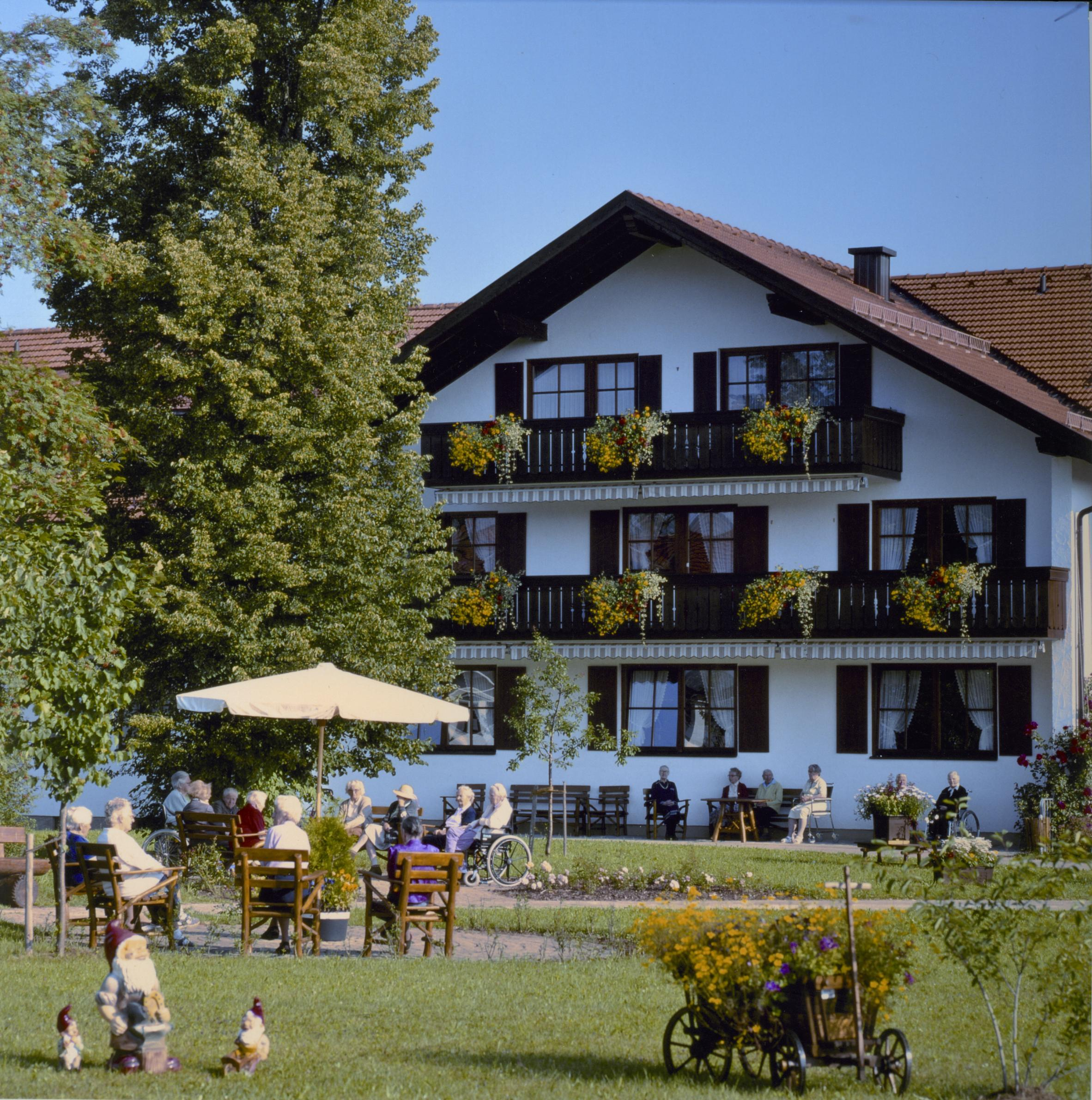 Caritas Alten- und Pflegeheim St. Marien