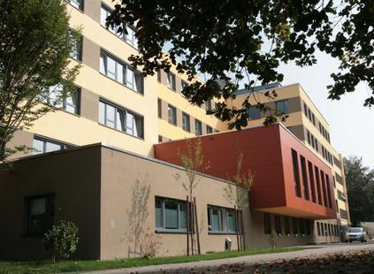 Diakoniezentrum Schertlinhaus - Burtenbach