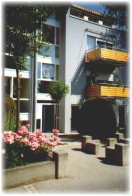 AWO Seniorenwohnanlage Curth-Becker-Haus