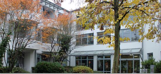 Seniorenheim Heilig-Geist-Bürgerspital-Stiftung