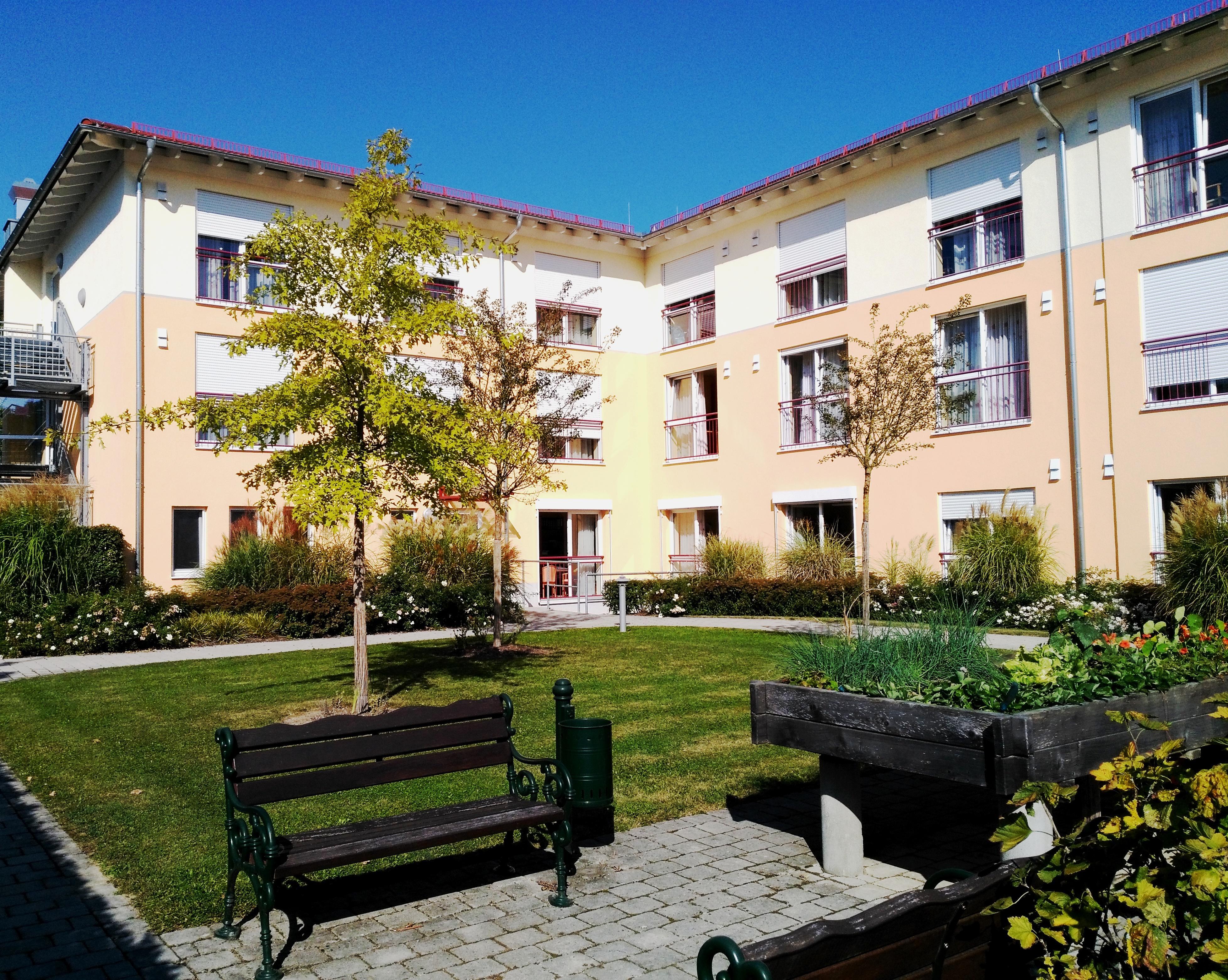 AWO Seniorenheim St. Martin Eichendorf