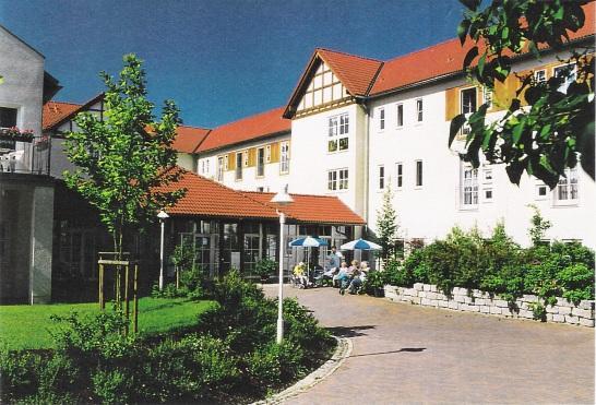 BRK - Dr.-Julius-Flierl Seniorenheim Marktleugast