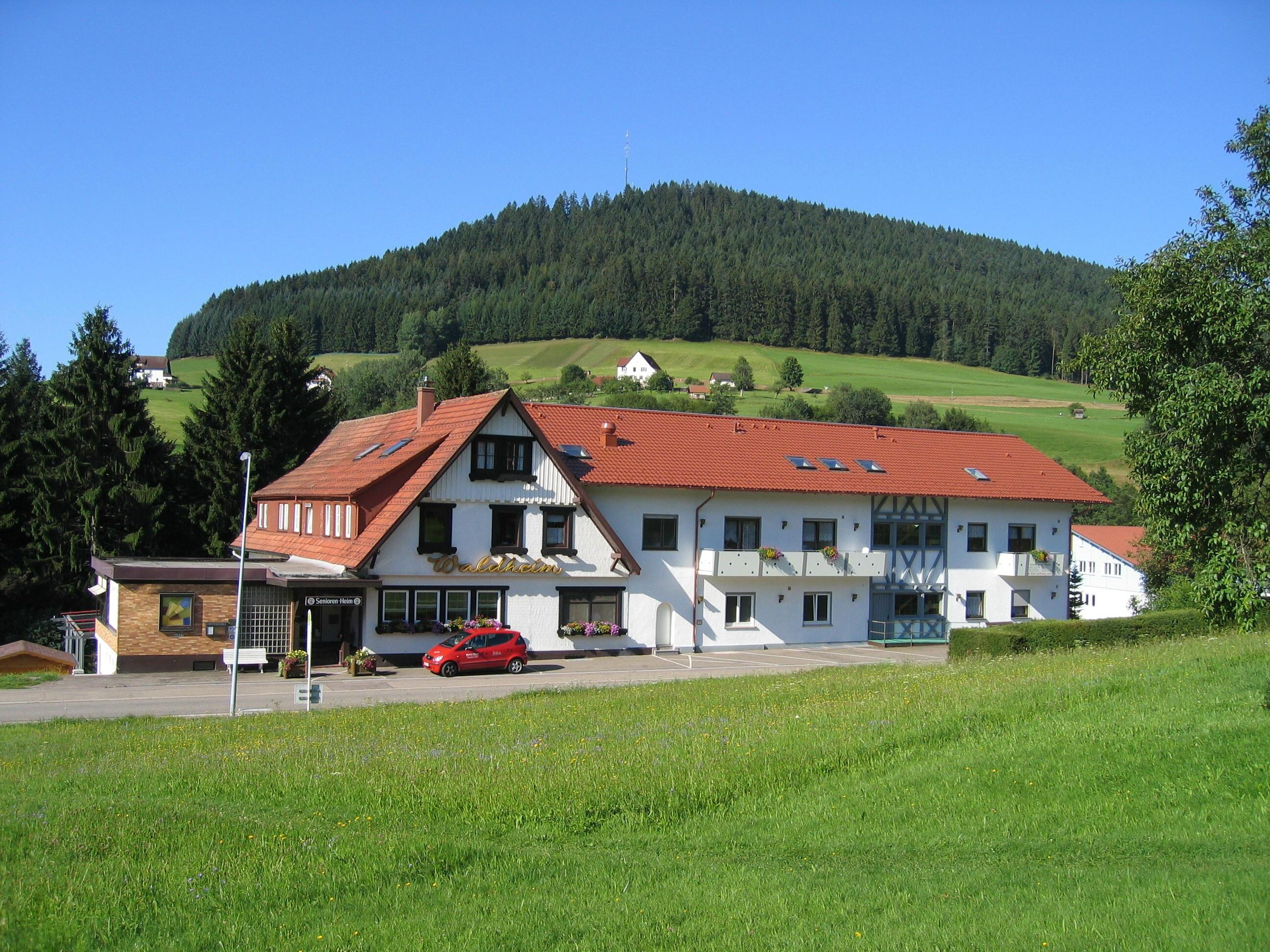 Waldheim Tonbach Senioren-, Kur- und Pflegeheim