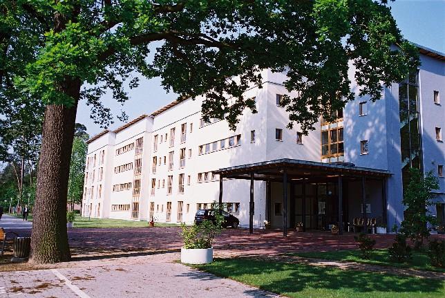 Pflegewohnhaus am Waldkrankenhaus