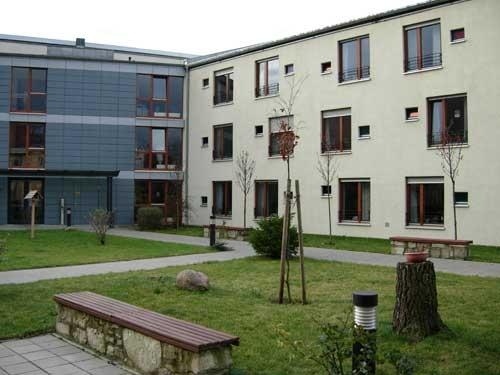 Altenpflegeheim Jeanettestift