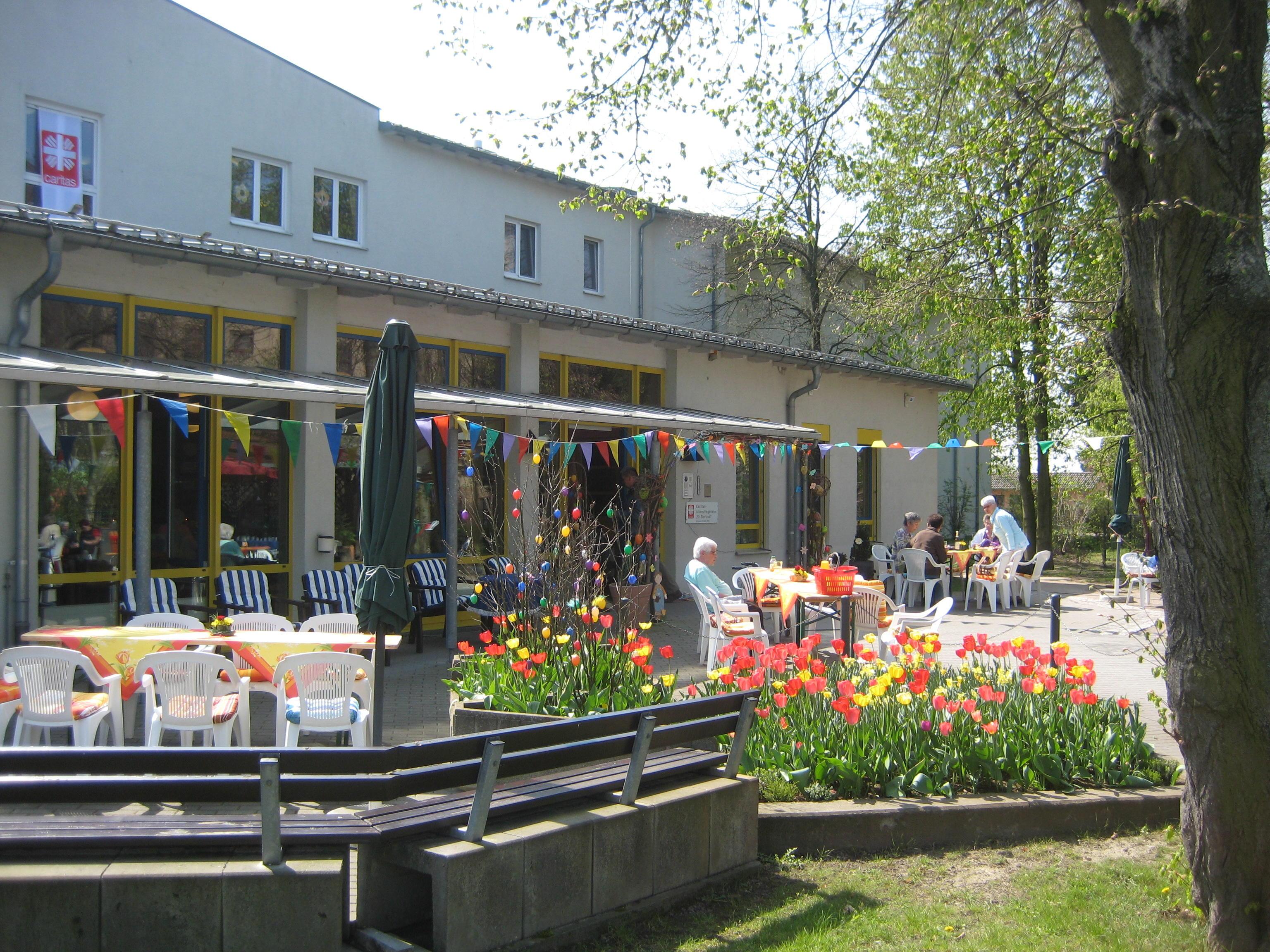 Caritas-Altenpflegeheim St. Gertrud