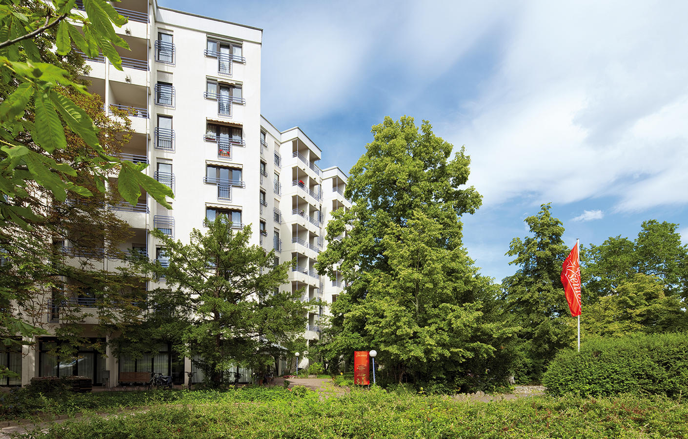 Pro Seniore Residenz Frankenthaler Sonne