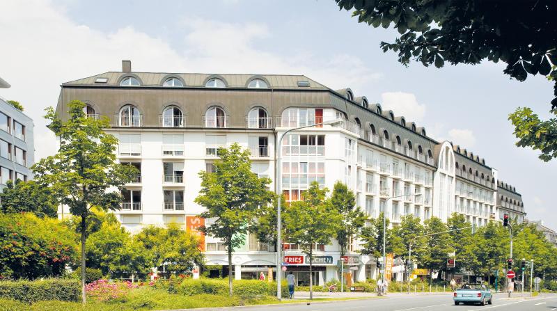 Haus Taunusblick Frankfurt-Sachsenhausen