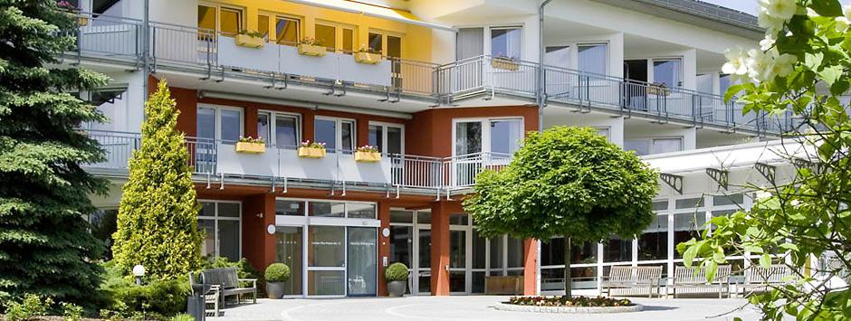 Gemeinnützige Wohn- und Pflegezentrum Annaberg-Buchholz GmbH - Haus Louise-Otto-Peters-Straße 13
