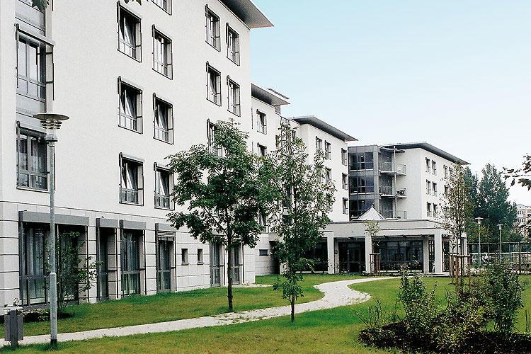 Kursana Domizil Greifswald, Haus Hufeland