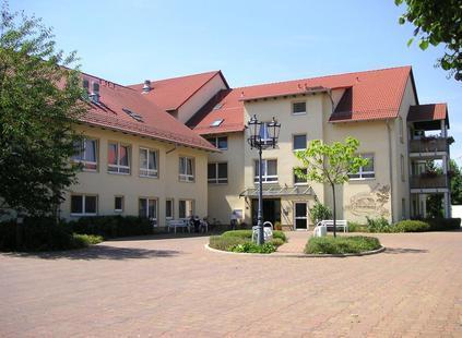 Senioren-Wohnpark Bad Langensalza - Betriebsstätte Großvargula