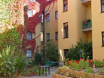 Seniorenhaus Stiftung Martha Haus
