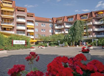 Rosenhof Hamburg Seniorenwohnanlage