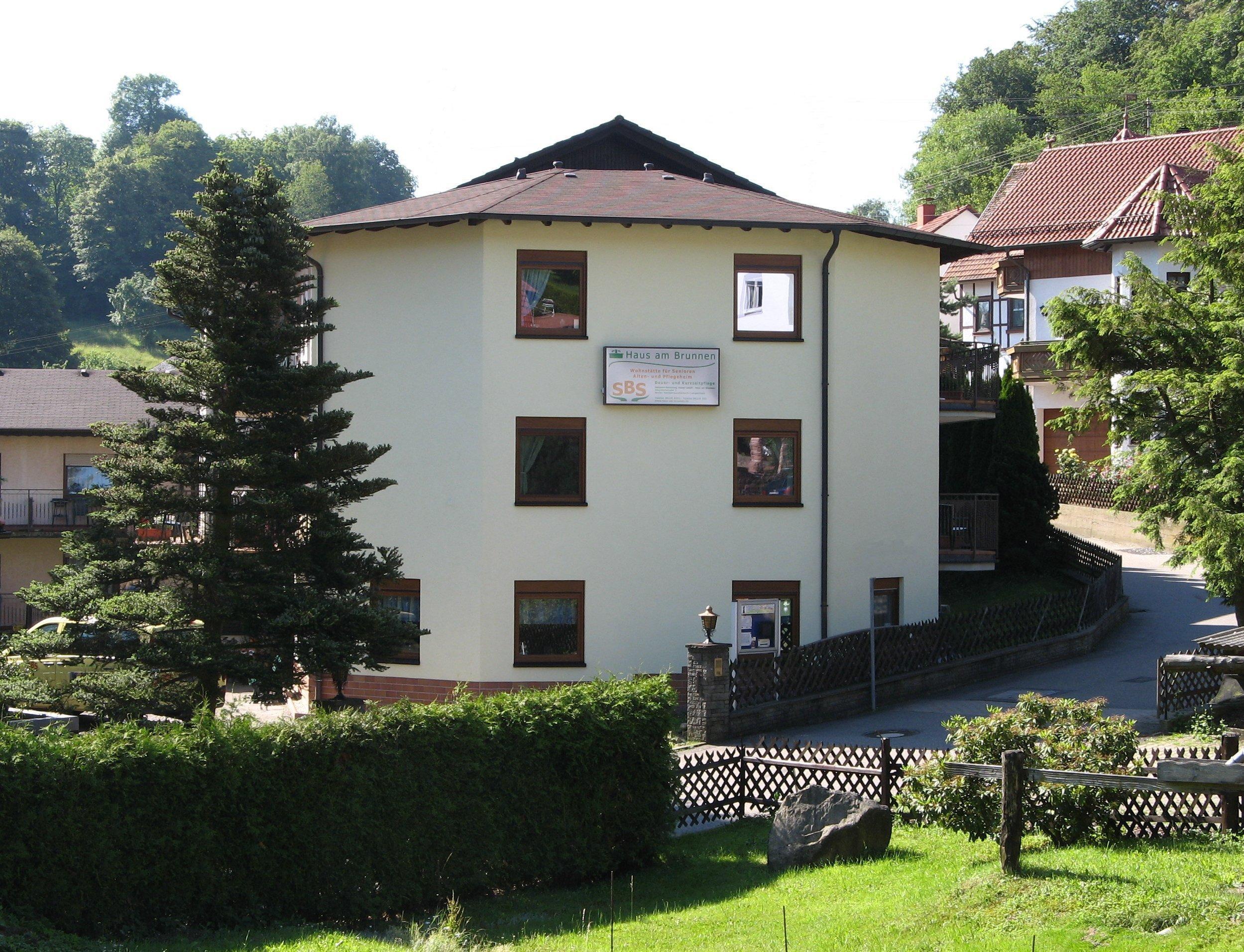 Haus am Brunnen Steigleder OHG