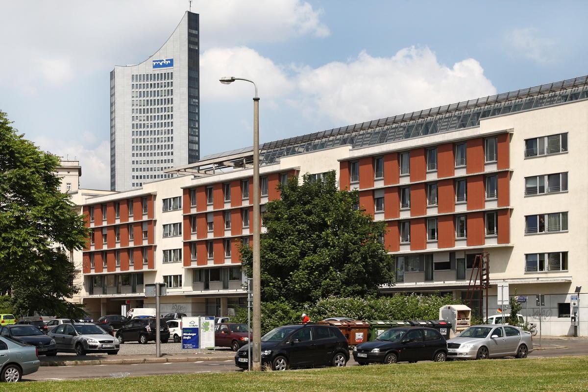 Pflegeheim Johann Hinrich Wichern