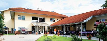 Betreuungszentrum Lettewitz GmbH, Pflegeheim