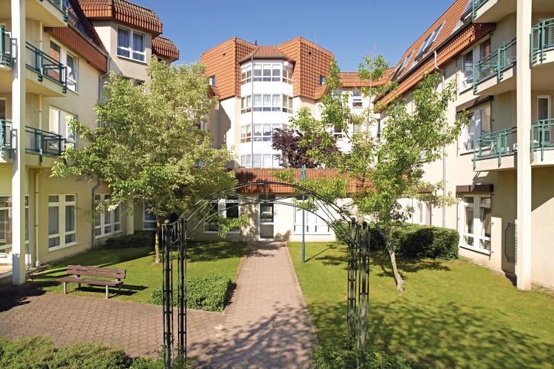 Haus der Betreuung und Pflege Curanum Merseburg
