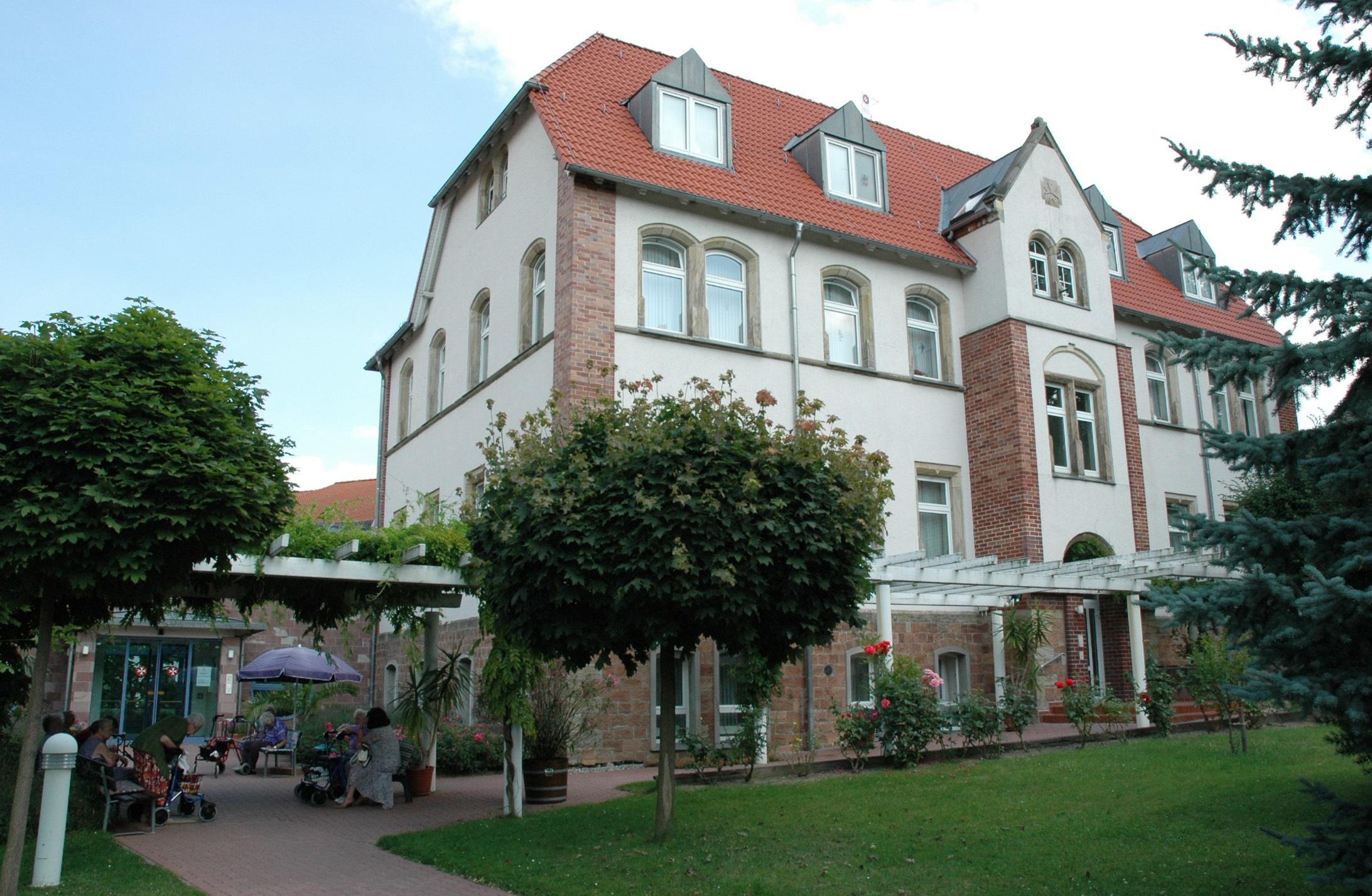 Johanniter-Haus Nebra