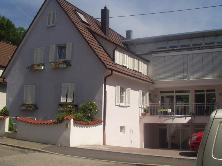 Haus in der Schillerstraße