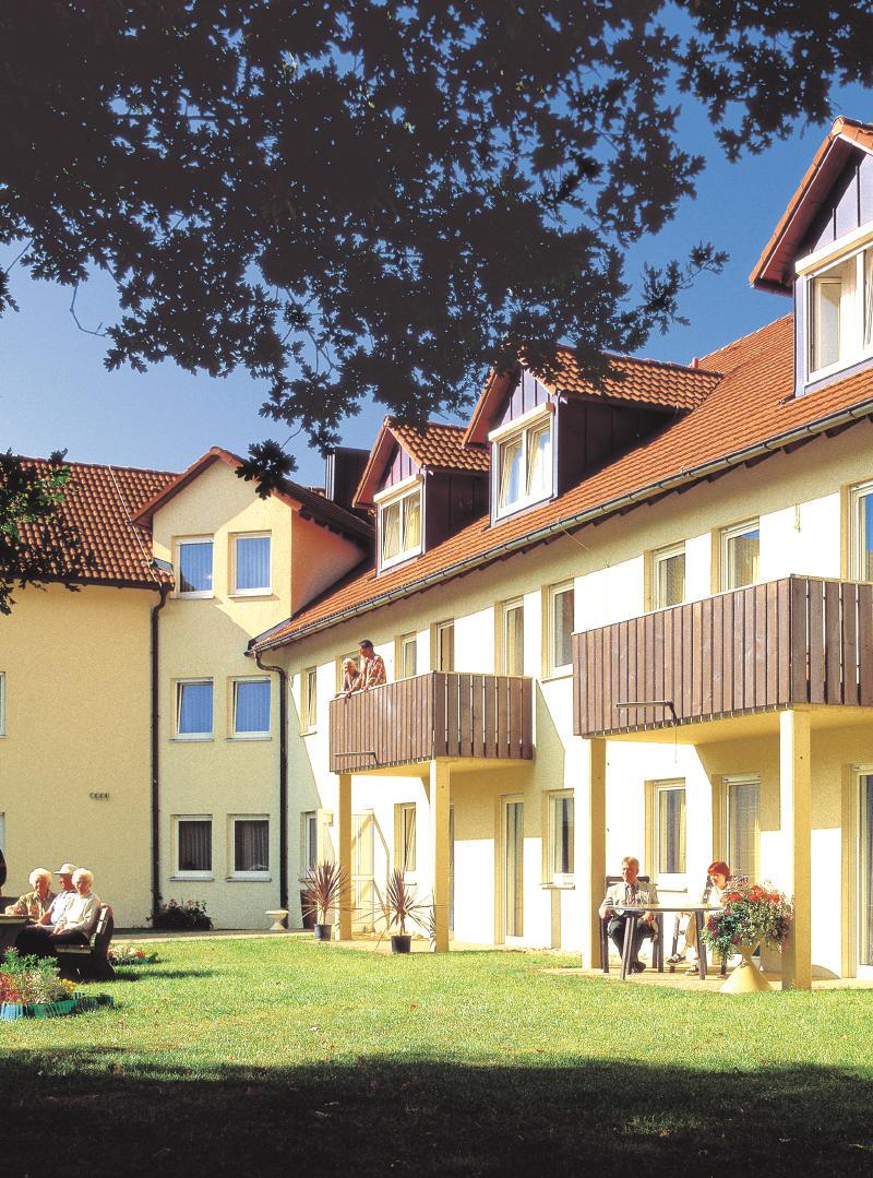 Zentrum für Betreuung und Pflege am Hofgarten Oettingen