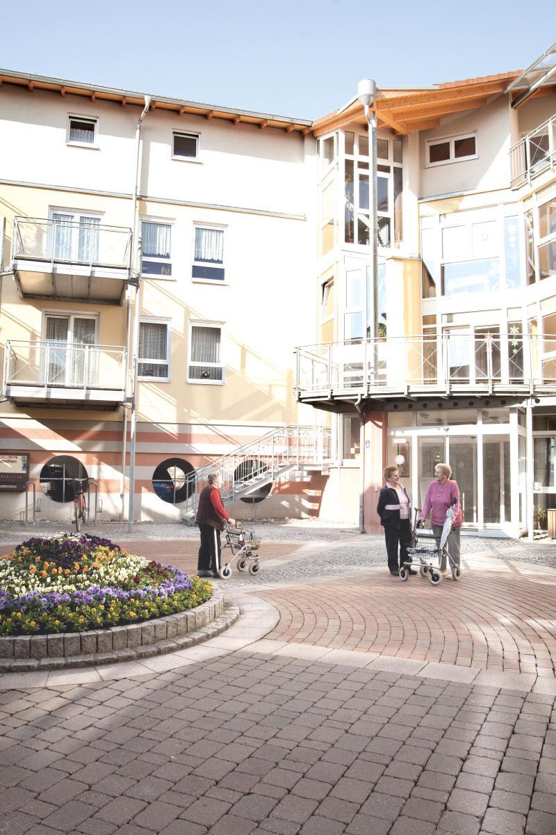 Seniorenresidenz am Bürgerplatz Rödental