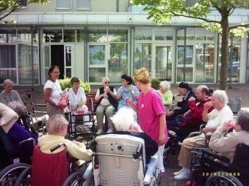 Pflegezentrum Großkugel