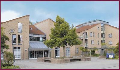 Alten- und Pflegeheim Haus am Bürgerpark C.Rupsch