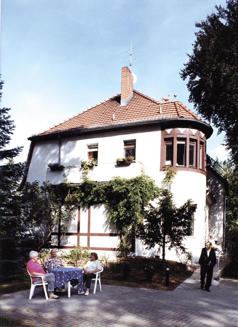 Psychiatrisches Zentrum für Betreuung und Pflege am Sandwerder Berlin-Wannsee