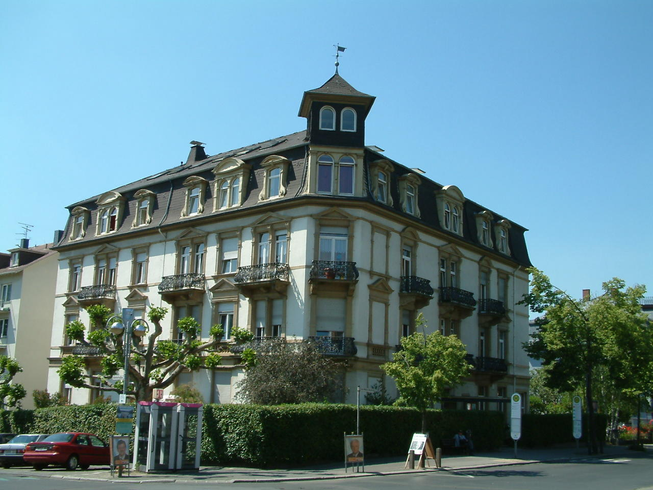 Haus Württemberg 2