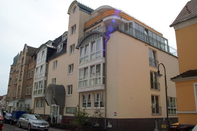 Seniorenhaus Ansbacher Straße