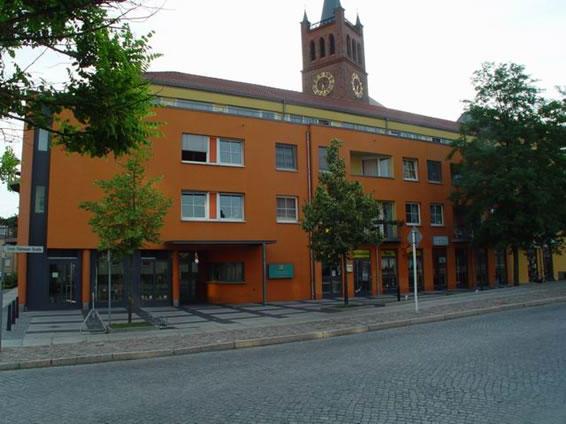 Altenpflegeheim der Stadt Müncheberg