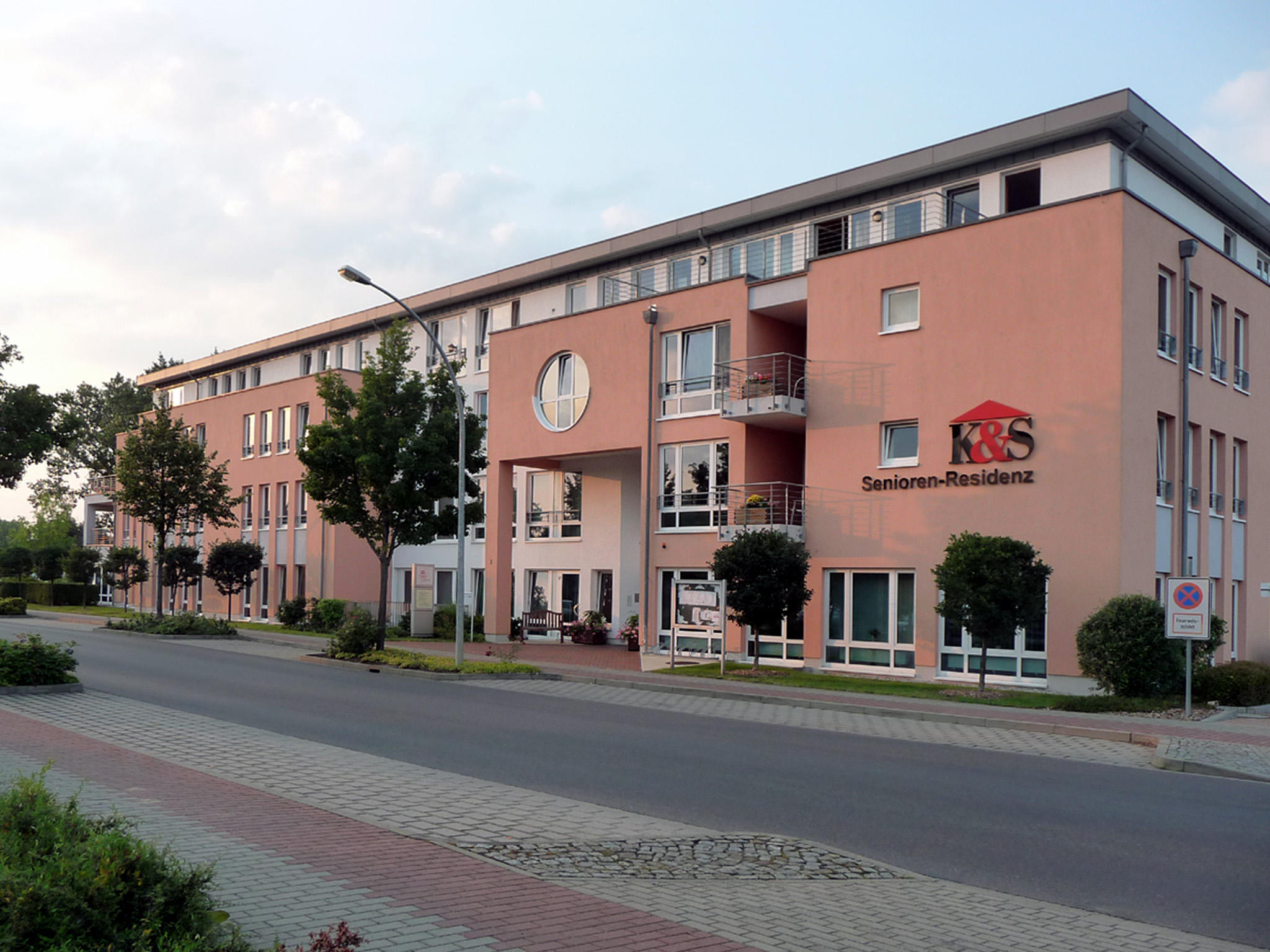K&S Seniorenresidenz Lübben - Haus Spreewald