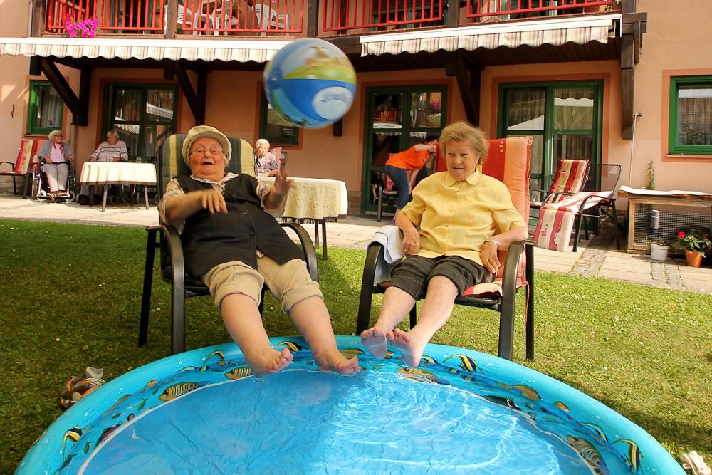 Stiftungs- Alten- und Pflegeheim