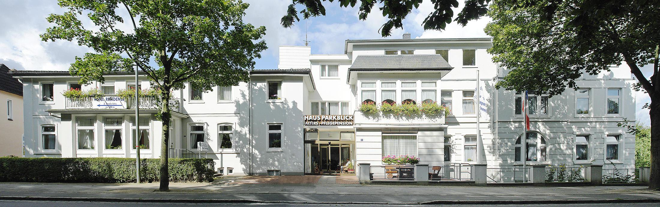 Private Alters- und Pflegepension Haus Parkblick GmbH