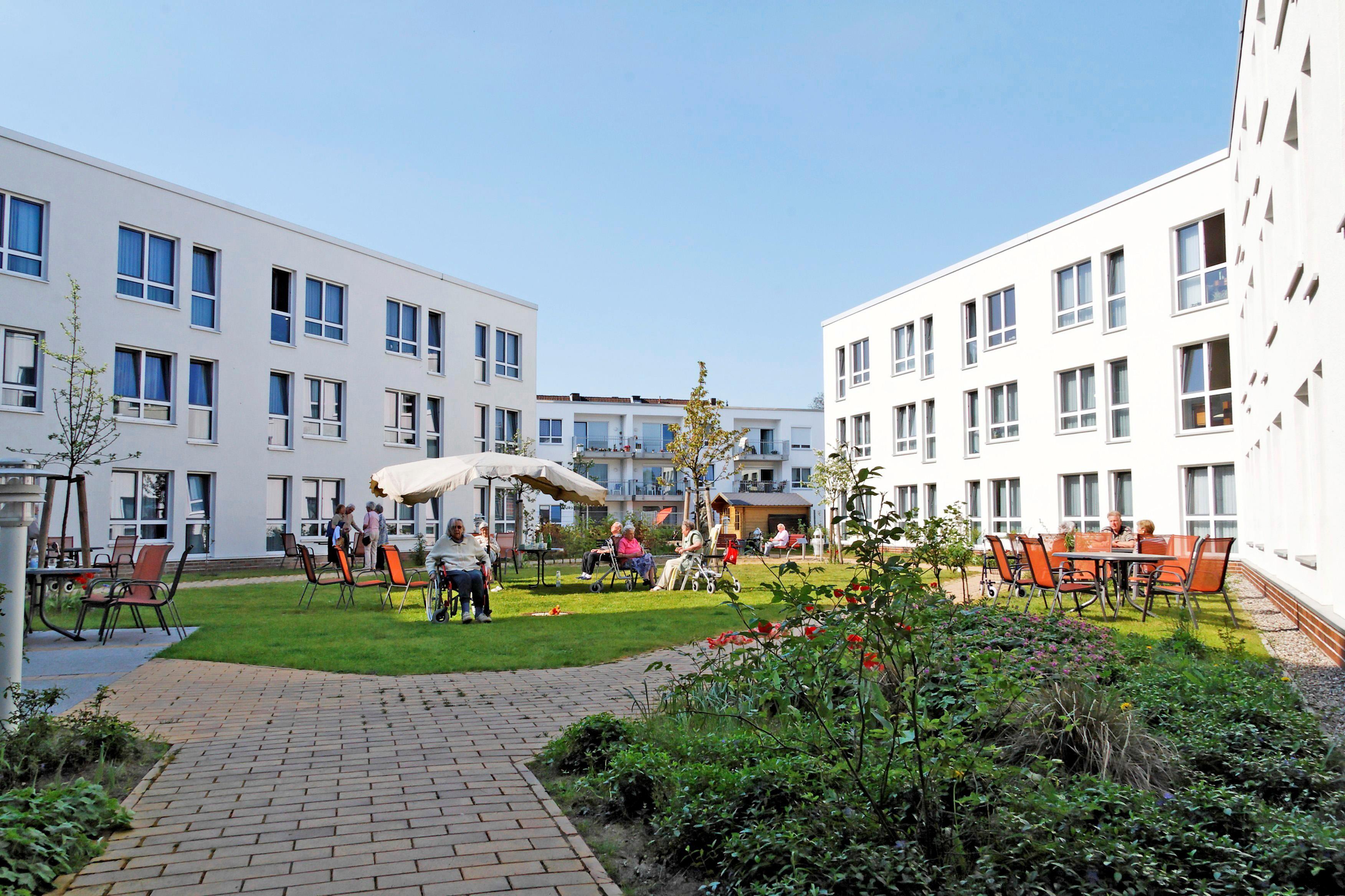 Senioren- und Pflegeeinrichtung Haus Lübeck NDS gGmbH