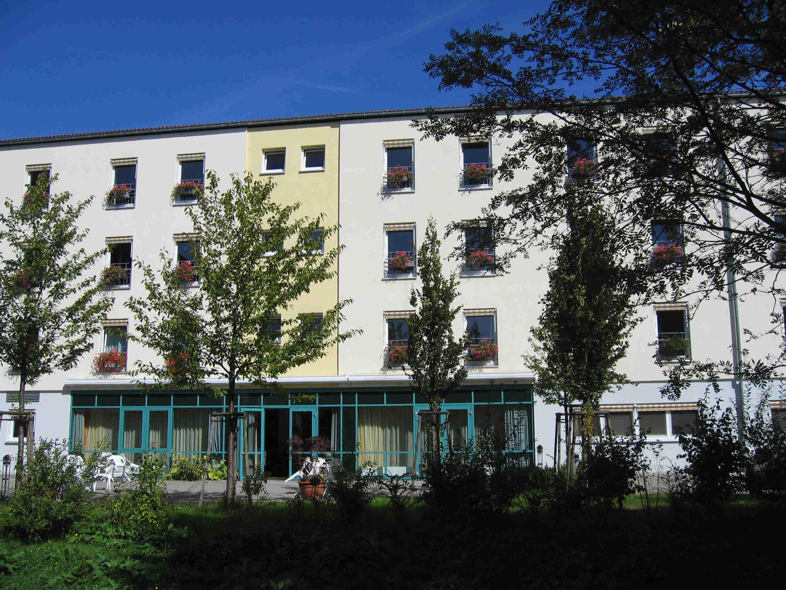 Seniorenpflegeheim An der Mozartstraße