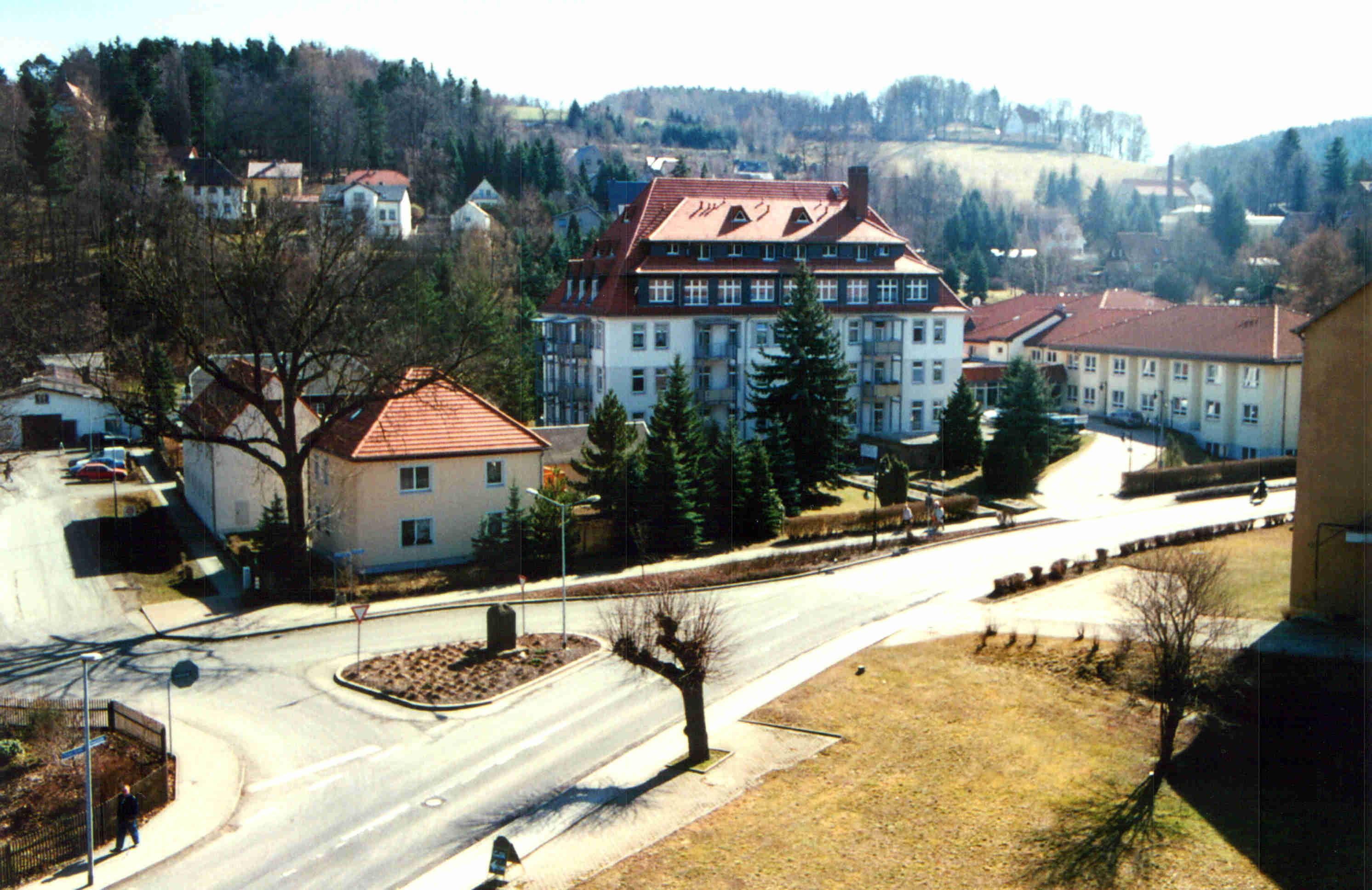 Altenpflegeheim Bad Gottleuba