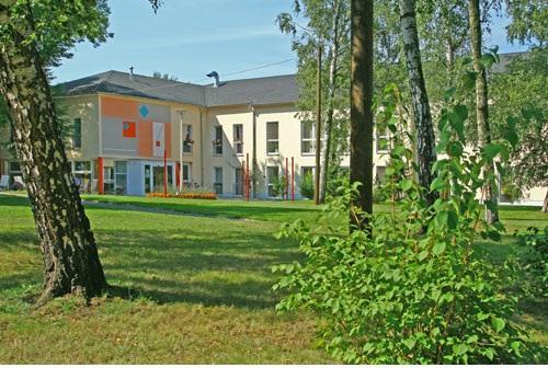 Deutsches Rotes Kreuz Altenpflegeheim Taucha
